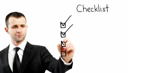 Checklist: la mejor forma para no olvidarte de tus tareas