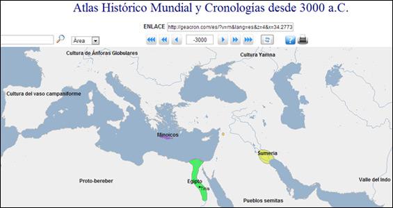 El español Luis Múzquiz crea el 'Atlas Histórico Mundial y Cronologías desde 3000 a. C.'