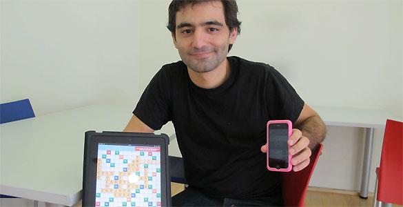 maximo cavazzani creador de apalabrados - blog hostalia hosting