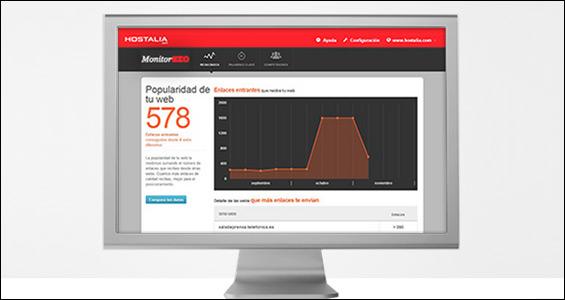 MonitorSEO: vigila tu posicionamiento web respecto a la competencia en todo momento
