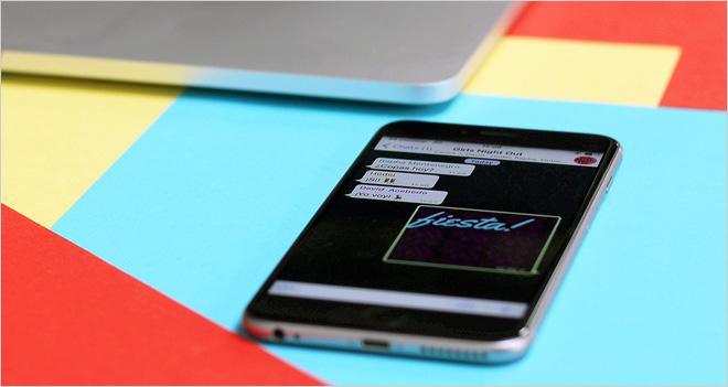 Dale personalidad a tus textos en las apps de mensajería con el teclado Mood