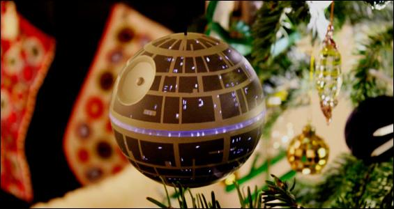Navidad Con Adornos Geek Hostalia Blog