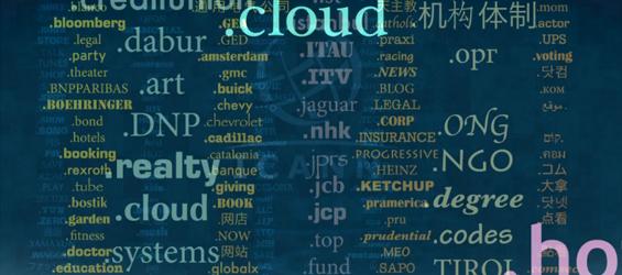 Las marcas lanzan sus propios nombres de dominio a Internet