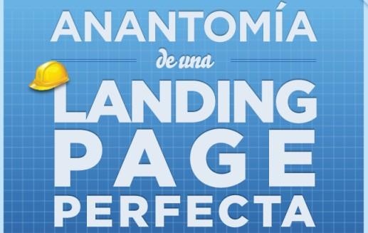 Cómo diseñar la landing page perfecta