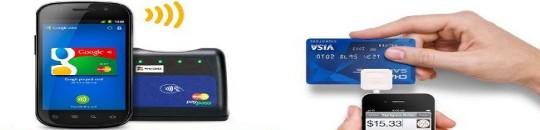 Distintas formas de realizar pagos mediante nuestros terminales móviles