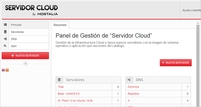 Manual de Servidor Cloud: lanza fácilmente tus apps en la Nube