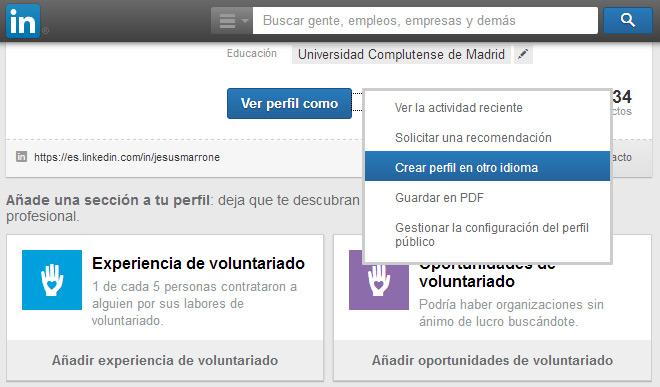 perfil-otro-idioma-linkedin-blog-hostalia-hosting