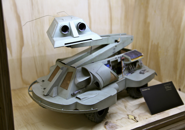 robot espia - blog hostalia hosting