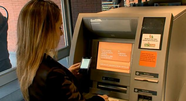 Hal cash saca dinero del cajero con tu m vil hostalia blog for Dinero maximo cajero