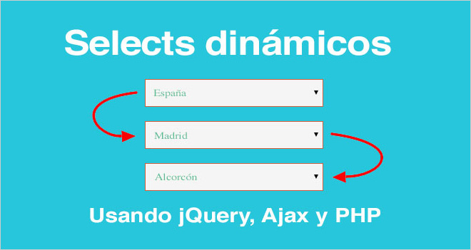 White Paper: Selects anidados con PHP, jQuery y AJAX