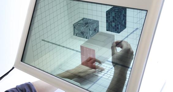 Space Top: ¿el ordenador del futuro será 3D?