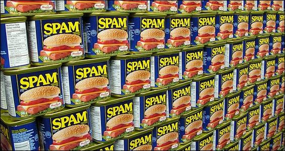 ¿Sabías que Monty Python popularizó el término SPAM?
