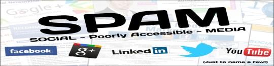 El Spam, la nueva amenaza de las redes sociales