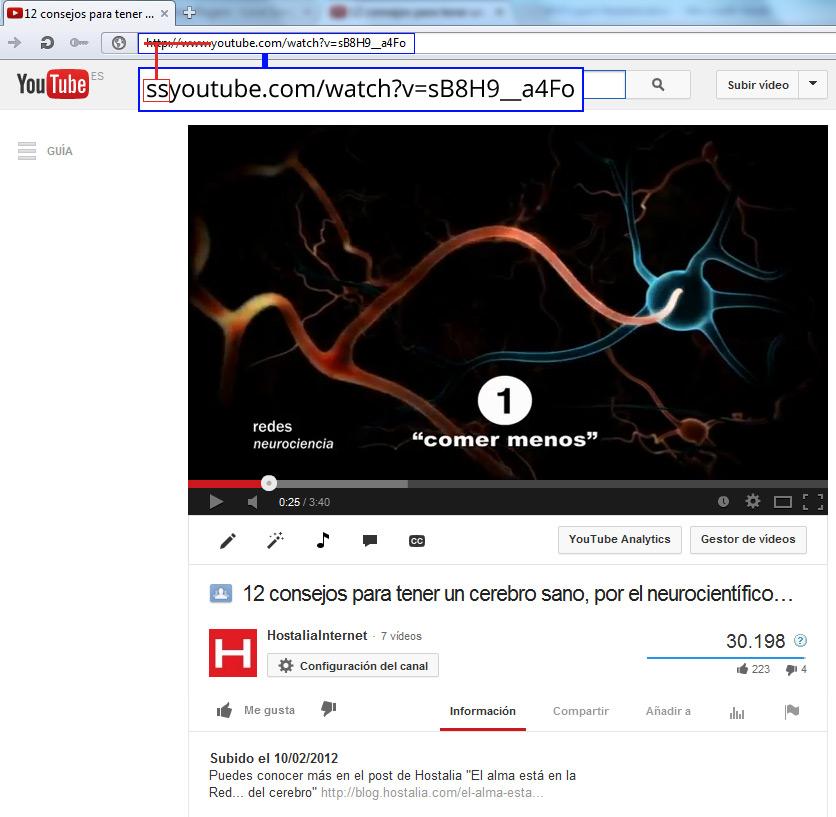 Como descargar videos de Youtube - Tutoriales Como