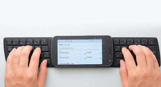 teclado de bolsillo elecom - blog hostalia hosting