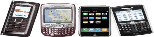 Aumentan las amenazas para dispositivos móviles durante el año 2010