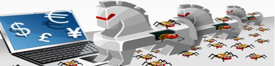 Tres cuartas partes de las amenazas informáticas son Troyanos