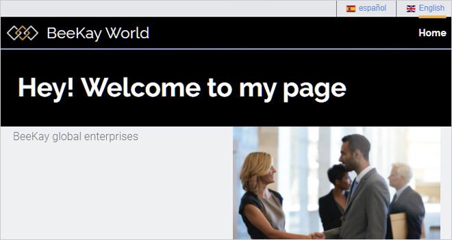 Tu Web ya es multidioma