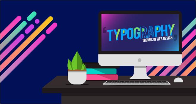 #Infografía 10 tendencias en tipografía para 2018