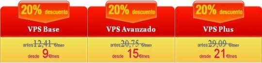 Crecimiento del 800% en nuestros Servidores Privados Virtuales, durante el primer semestre 2011