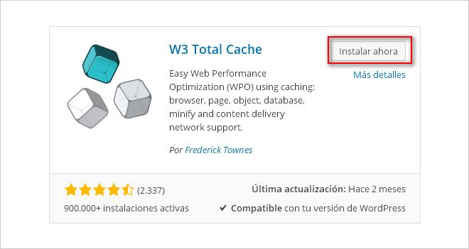 White Paper: W3 Total Cache para mejorar la carga web
