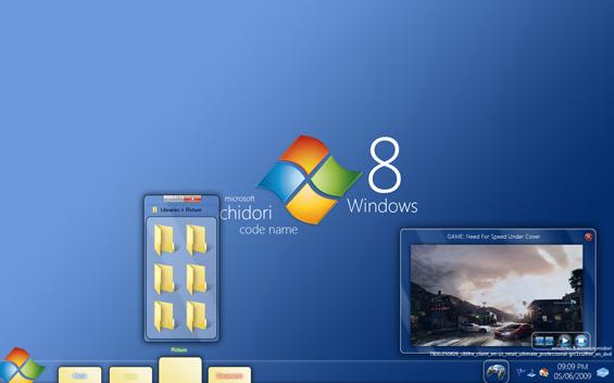 Las novedades más relevantes de Windows 8