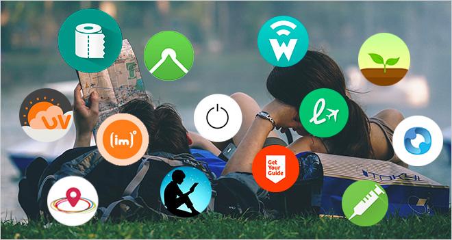 Apps útiles para el verano