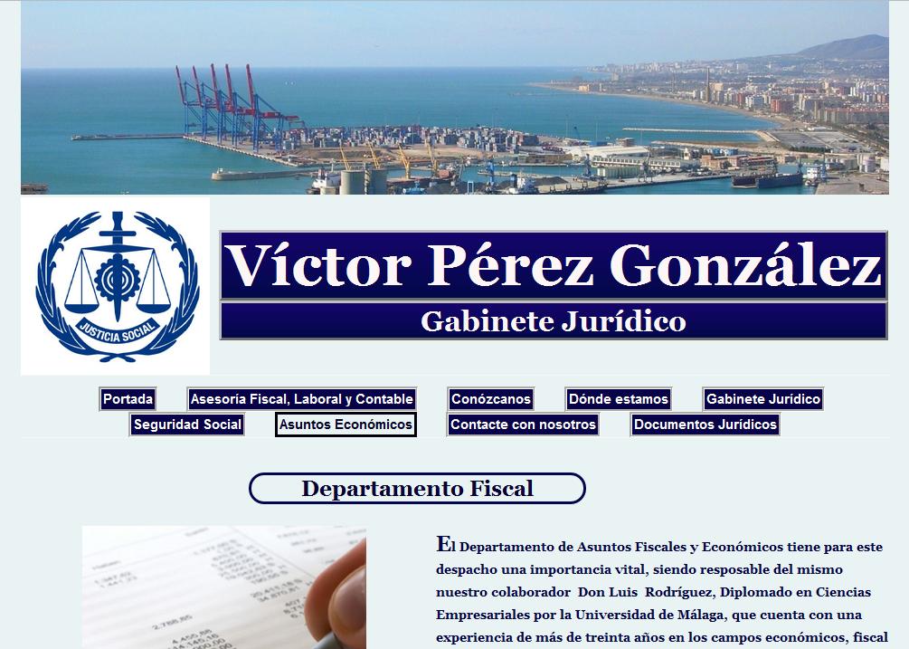 gabinete juridico victor perez gonzalez - blog hostalia hosting