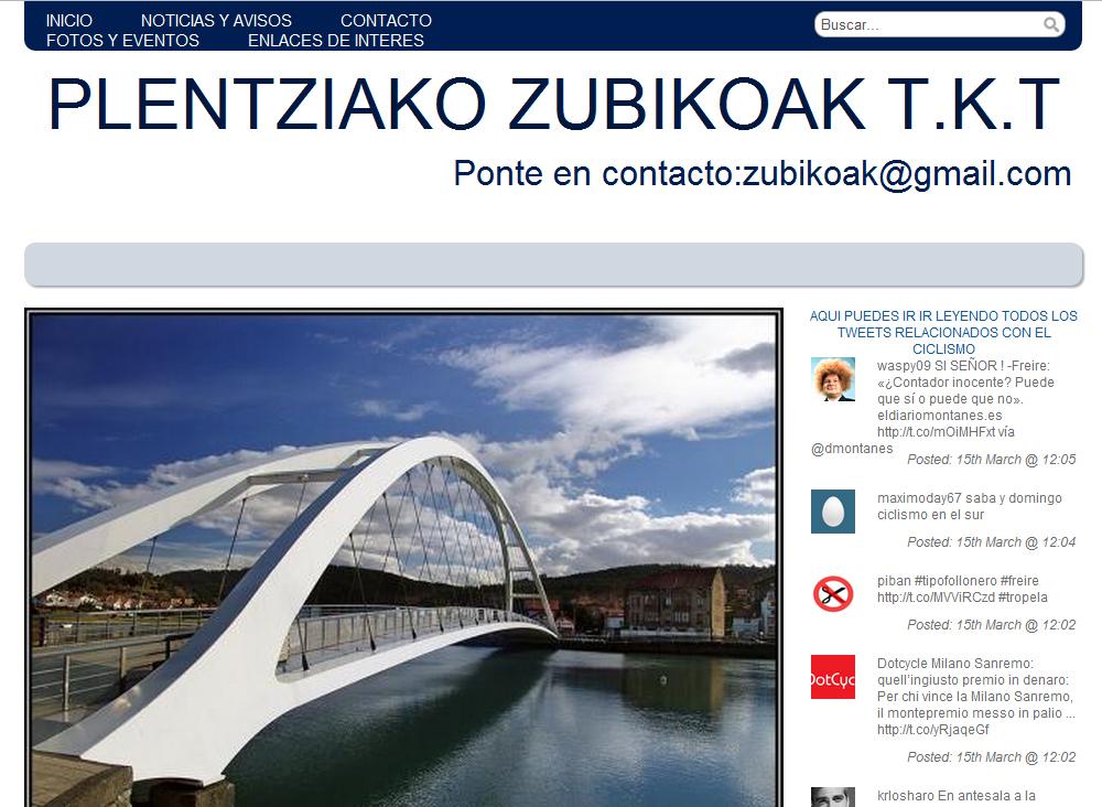 zubikoak - blog hostalia hosting