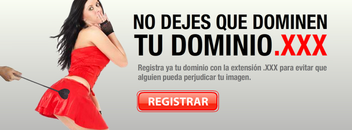 registro dominios xxx - blog hostalia hosting