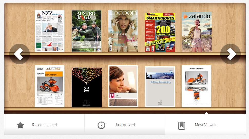 yumpu permite crear una revista online - blog hostalia hosting