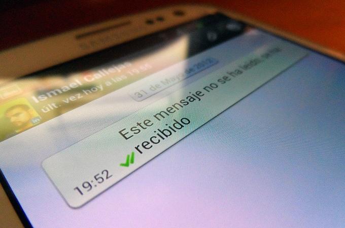 whatsapp dobel check - blog hostalia hosting