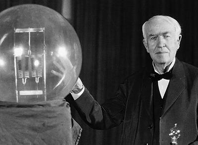 Thomas Edison - blog hostalia hosting