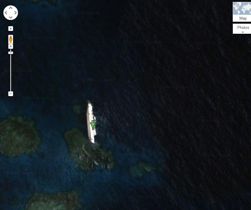 barco hundido - blog hostalia hosting