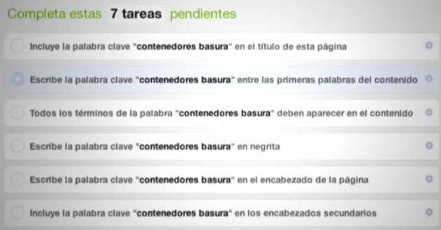tareas pendientes de cloudseo - blog hostalia hosting