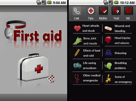 first aid - blog hostalia hosting