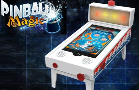 pinball magic iphone - blog hostalia hosting