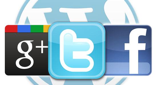 El boom de las redes sociales ha hecho que sea imprescindible la inclusión de estas aplicaciones en los blogs para mejorar la interacción con los usuarios