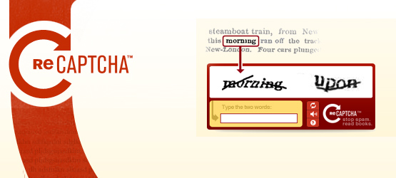 recaptcha formularios - blog hostalia hosting