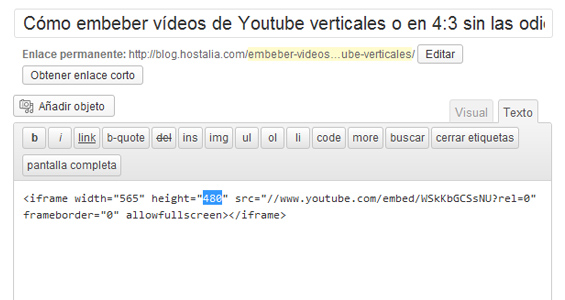 embeber-video-youtube-vertical-blog-de-hostalia-hosting