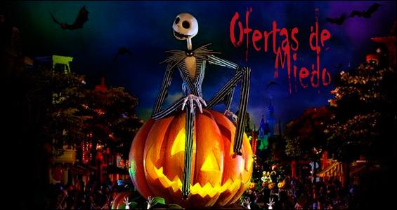 Hostalia te trae unas promociones de miedo por Halloween