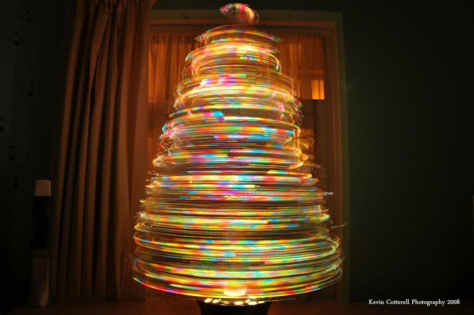 fibra-optica rotante-1-arbol-navidad-blog-hostaliaq