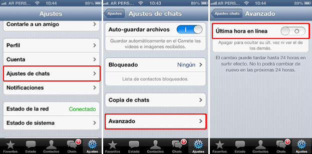 desactivar-hora-conexion-whatsapp-iphone-blog-hostalia-hosting