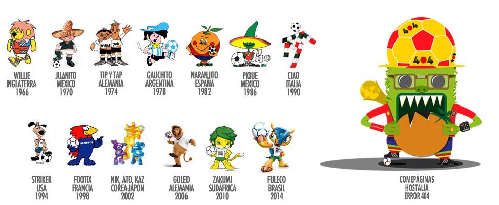 mascotas-comepaginas-mundial-brasil-2014-blog-hostalia-hosting