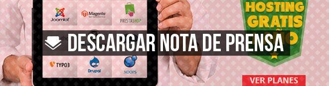 hosting-gratis-1-ano-nota-prensa-hostalia