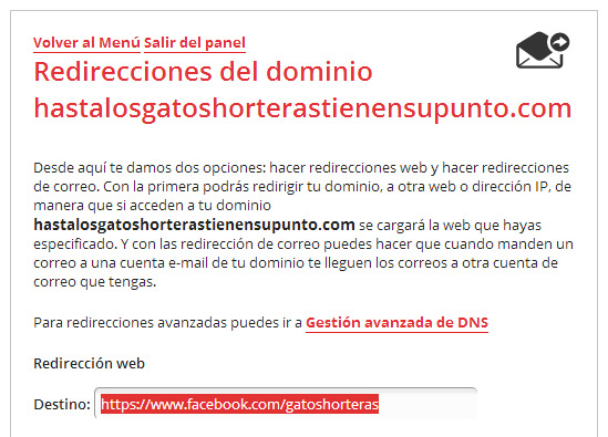 redireccion-dominio-hostalia