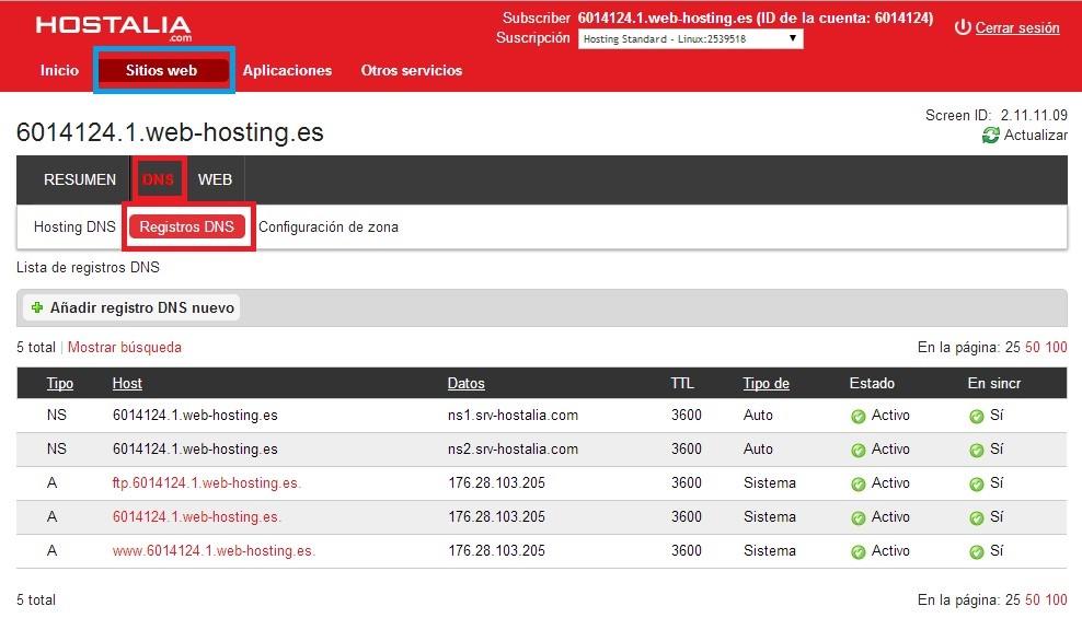 configurar-dns-hosting-multidominio-hostalia