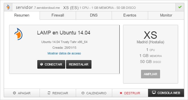 servidor-cloud-lamp-ubuntu-blog-hostalia-hosting