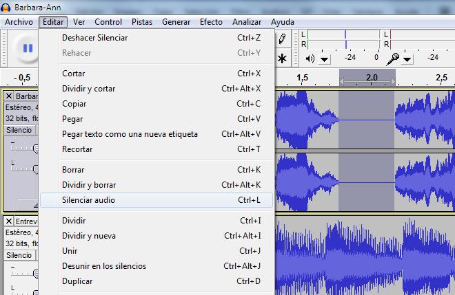 audacity-silenciar-audio-blog-hostalia-hosting