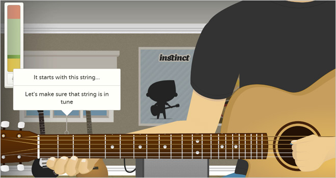 Apps para exprimir tu guitarra o aprender a tocarla